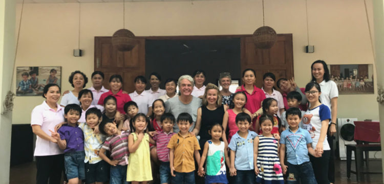 Mai-Nha weeshuis kan rekenen op steun van ITEQ